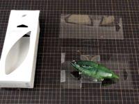 ハニタスのパッケージと内部のクリアケース